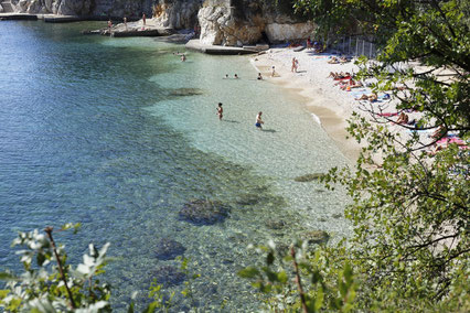 Rijeka top things to do - Rijeka beaches - Copyright Visit Rijeka