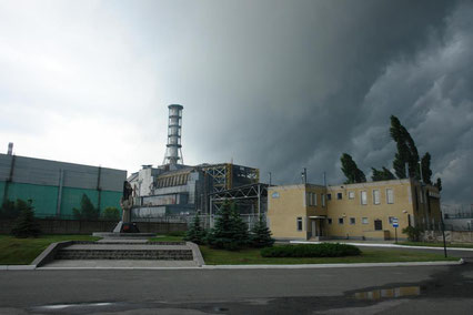 Tour to Chornobyl