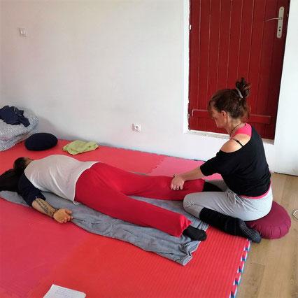 Shiatsu medecine chinoise traditionnelle bien-être massages occitanie saint gaudens