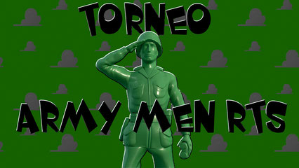 ARMY MEN RTS - TOP-CONQUERORS