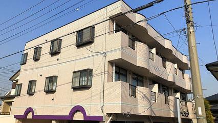 さいたま市北区の集合住宅、大規模修繕工事完了の写真