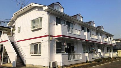 さいたま市北区 集合住宅 外壁塗装・屋根塗装工事完了