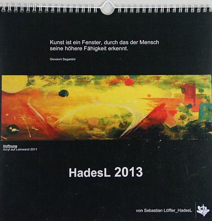 """Kalender 2013"" von Sebastian Löffler_HadesL"