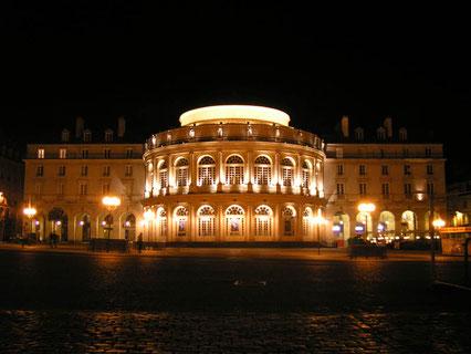 Hôtel et gîte près de Rennes