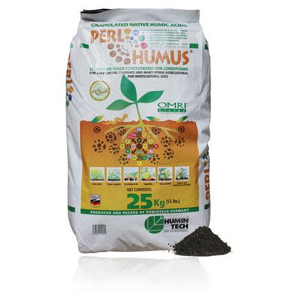 Huminsäure Humintech Perlhumus