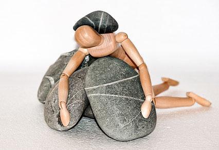 Beginnt eine Anti-Stresstherapie frühzeitig, ist der Weg zur Gesundung vorgezeichnet
