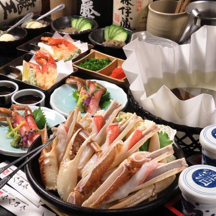 ふぐかにコース,蟹,カニ,5,980円