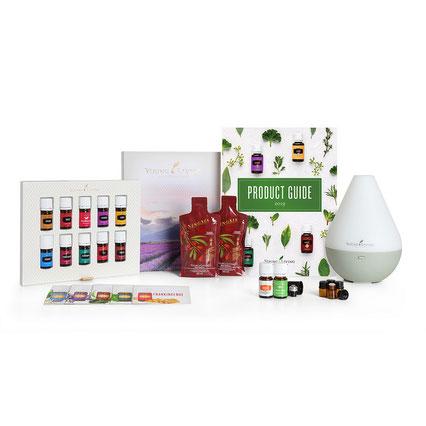 Starterset Premium mit Dewdrop Diffusor von Young Living; Eugenie Kostistansky, ID: 10613358
