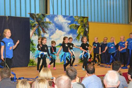 Foto Kinder- und Jugendangebote - Kinder beim tanzen