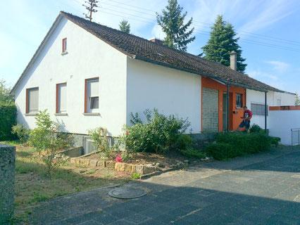 Altbau vor der Sanierung in Herxheimweyher