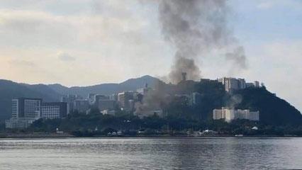 Hongkong im November 2019
