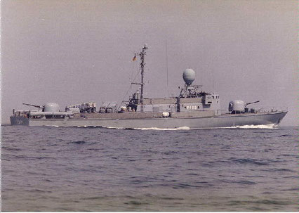 S-Boot Klasse 143 - Foto: Archiv FV