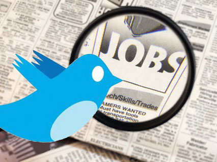 Recrutement Community Manager Twitter