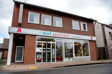 Dorf Apotheke Geldern Kapellen Cuypers Apotheken