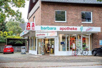 Barbara Apotheke Geldern Filiale Cuypers Apotheken