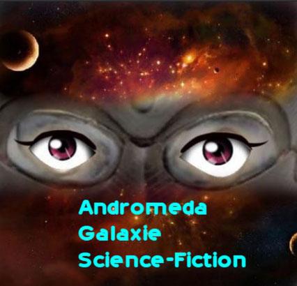 Dieses Bild zeigt einen Blick auf das Universum. Die Andromedagalaxie ist ein Nachbar der Michstraße.