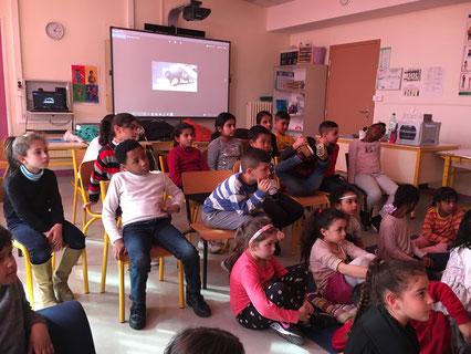 Projet pédagogique autour des contes