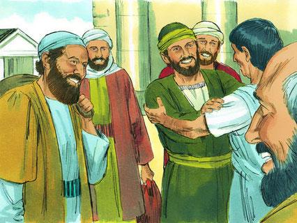 Pous les cohéritiers du Christ (les Vainqueurs qui ont vécu au 1er siècle) sont inscrits dans le Livre de vie. Clément et les autres collaborateurs de Paul, ainsi que Paul lui-même très certainement, ont été inscrits dans le Livre de vie.