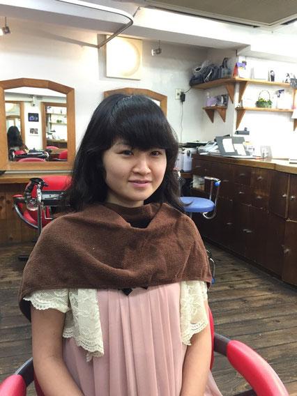 横浜・日吉・菊名・美容室☆女性の笑顔を作る専門家☆美容家 奥条勇紀 黒髪のヘアセットはここに注意