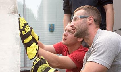 party-eis.com: Eismeißeln für Teamevents - Gemeinsam am Projekt arbeiten