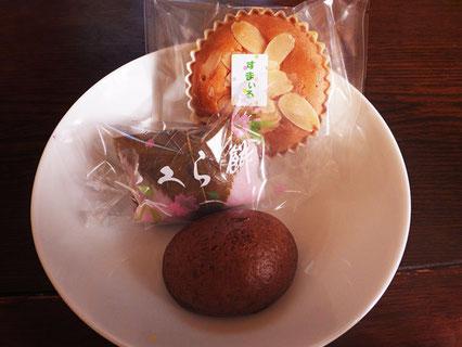瑞穂の和菓子