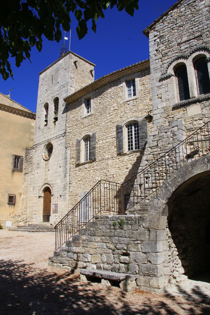 Bild: Geburtshaus Lous de Balbes de Berton de Crillon in Murs Vaucluse