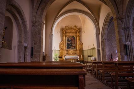 Bild: Église Saint-Trophime Saint Adré in Lourmarin