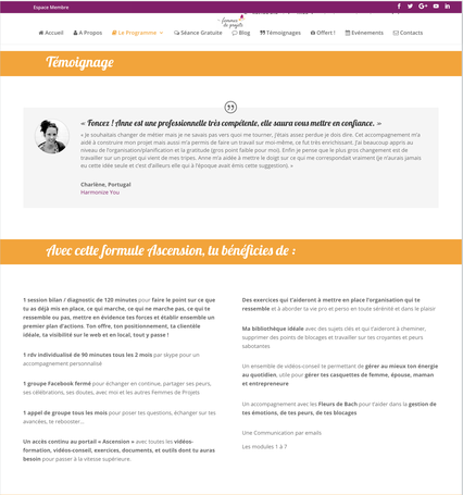 Témoignages clients / Communication TPE, Commerces, Indépendant