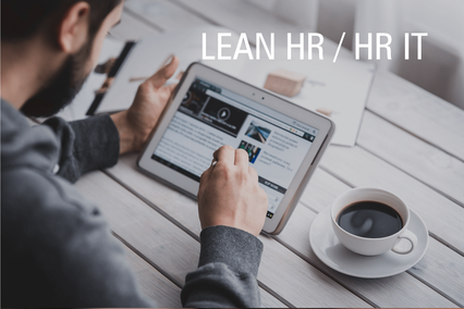 Lean HR / HR IT of the Center of HR Excellence