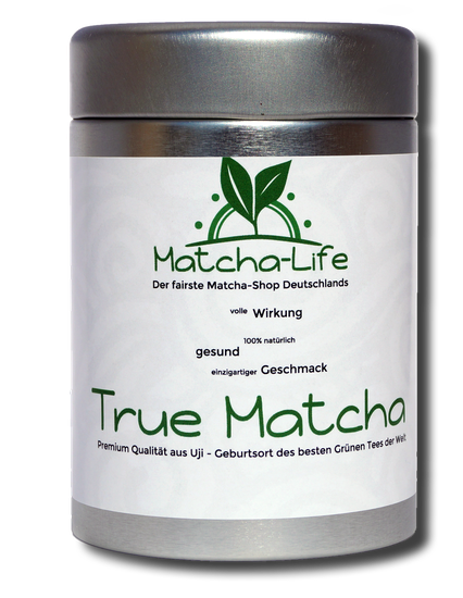 Bild: Matcha-Tee beste Qualität aus Uji Premium Matcha
