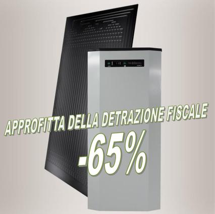 THERMBOIL E DETRAZIONE FISCALE -65%