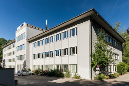 Gewerbepark Hörl Augsburg, Seitenansicht
