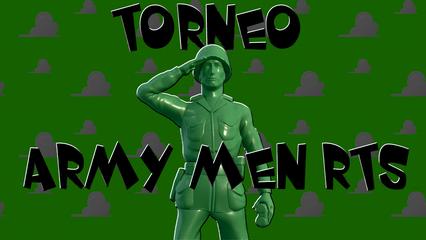 Tercer Torneo del Army Men RTS para la comunidad de GameRanger