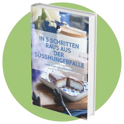 Detektiv Zeichnung mit grünem Hut und Blazer und Pfeife und Lupe vor braunem Hintergrund