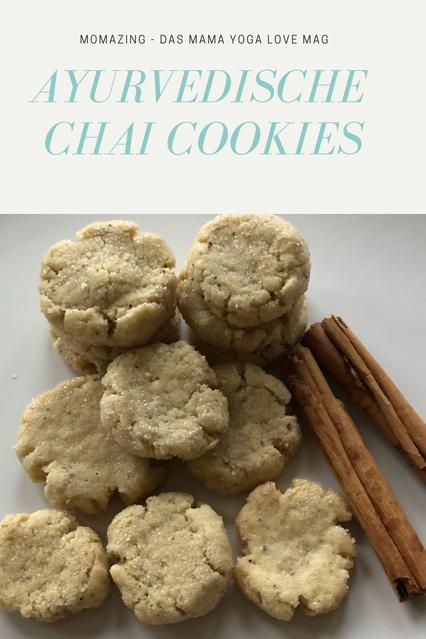 Ayurveda Chai Cookies: Am besten gleich auf Pinterest merken!