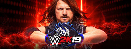 WWE 2K19 est prévu pour le 09 octobre 2018 sur PC, Xbox One et PS4.