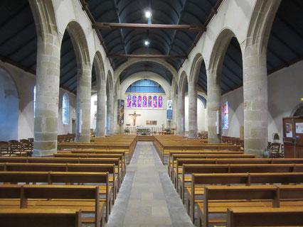Eglise Saint Pierre à Briec