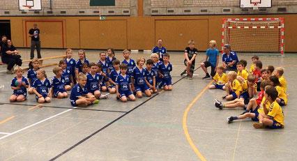 TuS Minis in Ehrenfeld