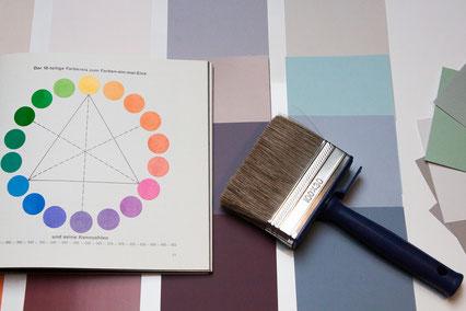"""Farb- und Stilberatung auch für Ihr zu Hause: Kraft tanken und """"Runterkommen"""" vom Alltag durch Ihre persönlichen Farben und Materialien. Nutzen Sie diese Energie für ein optimales Wohngefühl!"""