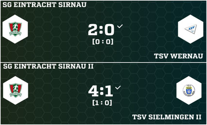Heimsieg SG Eintracht Sirnau