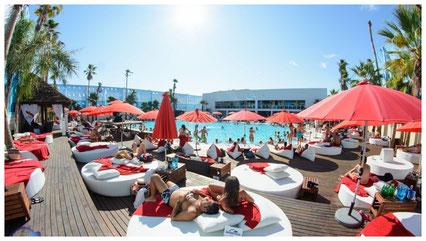 discoteca y terraza Occo Sevilla