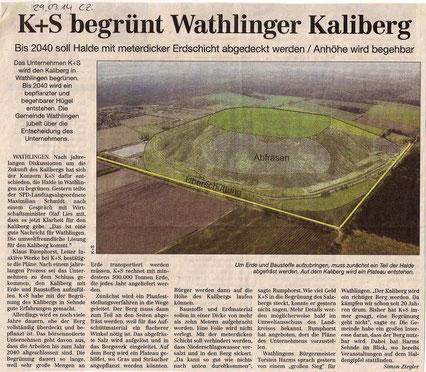 Quelle: Cellesche Zeitung, 29.03.2014
