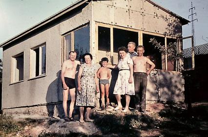 Hausbau 1962