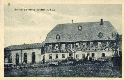 1926 war R. Feig der Besitzer