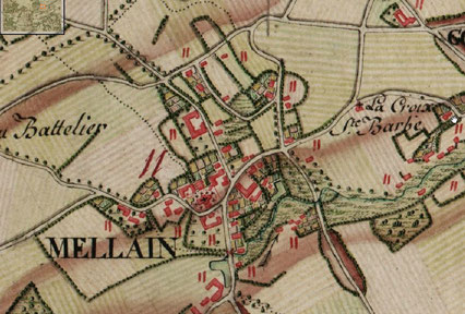 La carte de Ferraris (carte des Pays-Bas autrichiens) a été établie entre 1770 et 1778 par le comte Joseph de Ferraris, directeur de l'école de mathématique du corps d'artillerie des Pays-Bas, sur commande du gouverneur Charles de Lorraine.