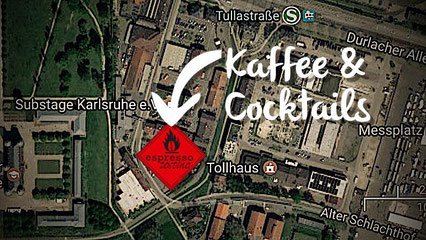 Kaffee & Cocktail @ espresso tostino