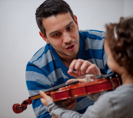 Geigenunterricht in Augsburg-Innenstadt und München-Großhadern