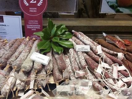 Испанские колбасы, эксурсии для гурманов