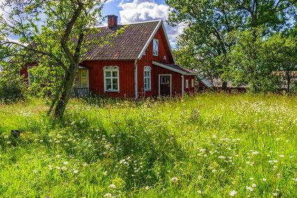Das Leben im ländlichen Schweden war für die spätere Schriftstellerin nicht so idyllisch, wie viele Leserinnen und Leser ihrer Bullerbü-Bücher vermuten.
