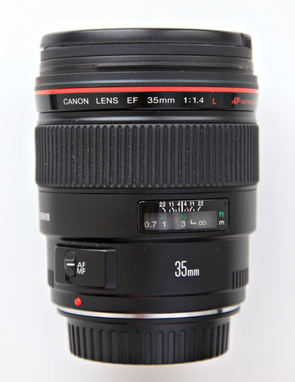 Canon EF 35/1.4L USM